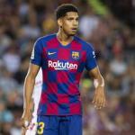 Araújo es el elegido de Quique Setién para el futuro del Barcelona / FCBarcelona.es