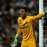 Areola sigue haciendo méritos para seguir en el Madrid