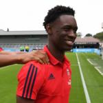 "Arteta confirma que el Arsenal ofrecerá un nuevo contrato a Balogun ""Foto: Daily Mail"""
