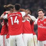 """El Arsenal y el 'fichaje' que le daría la FA Cup """"Foto: Sky Sports"""""""