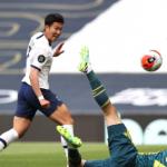 "El Tottenham ultima los detalles de la renovación de Son Heung-min ""Foto: The Sun"""