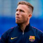 """Arthur no está en venta en el Fútbol Club Barcelona """"Foto: FCB Noticias"""""""