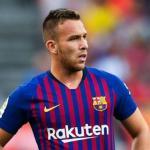 La cuenta pendiente de Arthur en el Barcelona / Twitter