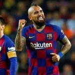Arturo Vidal se gana a Quique Setién / Besoccer.com
