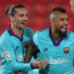 ¿Debe replantearse el Barcelona la venta de Arturo Vidal? | FOTO: FC BARCELONA