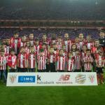 Athletic de Bilbao, en partido de 2019 / twitter