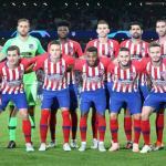 José María Giménez, ante su año más difícil en el Atlético / Twitter