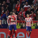 """""""El Atlético de Madrid piensa a lo grande. Foto: Getty Images"""""""