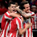 """""""Los números del Liverpool que dan esperanza al Atlético. Foto: Getty Images"""""""