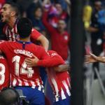 Atlético / Goal