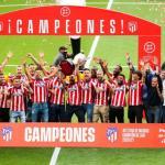 Los 3 fichajes que podrían recalar en el Atlético - Foto: Web Atlético de Madrid