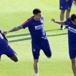El Atlético de Madrid, con puntos de mejora