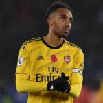 """Aubameyang no renueva con el Arsenal pensando en el Barça """"Foto: Evening Standard"""""""