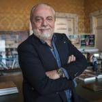 Aurelio De Laurentiis, presidente del Nápoles. Foto: Elpais.com