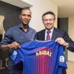 """El Barça, a por un central zurdo """"Foto: MD"""""""