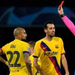 """Los problemas del mediocampo del Barça """"Foto: Marca"""""""