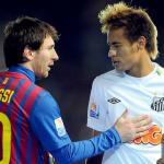 """El Barcelona no tendrá que pagar al Santos """"Foto: Infobae"""""""
