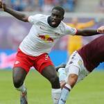 Upamecano: ni Barcelona ni Madrid, seguirá en el Leipzig. Foto: Barcelona Noticias