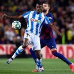 El FC Barcelona no se olvida de Isak. Foto: FC Barcelona Noticias