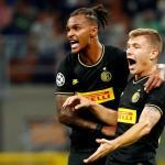 La primera gran noche europea de Barella en el Inter
