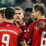El Bayern Múnich sigue de cerca a cuatro estrellas del Barcelona