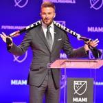 La oferta de Beckham para llevarse a Modric a la MLS