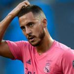 Bélgica estalla contra Zidane por como gestiona a Hazard / Futbolred.com