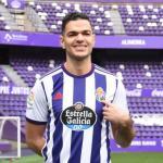 Sergio González sentencia a Ben Arfa en el Valladolid