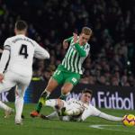 """El Betis buscará hacer historia en el Bernabéu """"Foto: Marca"""""""