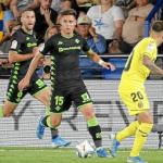 """Las cábalas del Real Betis en su lateral izquierdo apuntan a 3 direcciones """"Foto: Estadio Deportivo"""""""