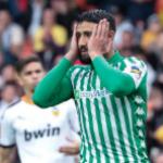 """""""El incierto objetivo del Betis en el regreso de LaLiga. Foto: Getty Images"""""""