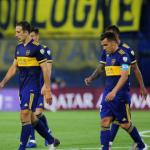 """Dos futbolistas de gran reconocimiento internacional en la órbita de Boca Juniors """"Foto: Olé"""""""