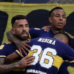 """Boca Juniors podría perder a uno de sus defensores en el mercado de fichajes """"Foto: TNT Sports"""""""