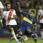 "El fichaje que River Plate quiere arrebatarle a Boca Juniors ""Foto: TyC Sports"""