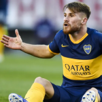 "Peligra el futuro de Mac Allister en Boca ""Foto: 90min"""