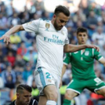 """""""La situación de Borja Mayoral en el Real Madrid. Foto: Getty Images"""""""