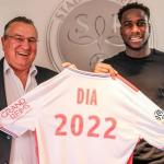 Boulaye Dia, el 'nuevo Osimhen' de la Liga francesa / Stade-de-reims.com