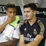 Brahim y Mariano siguen donde estaban. Foto: Marca.