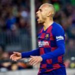Las ofertas de Inglaterra que tiene el Barça por Martin Braithwaite