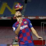 Lautaro le da esperanzas a Braithwaite para seguir en el Barcelona