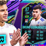 """FIFA 21: ¿Qué Bruno Guimaraes debo elegir en la DCP? """"Foto: YouTube"""""""