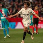 El Eintracht sigue muy de cerca a Bryan Gil   Foto: LaLiga