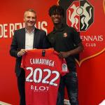 Camavinga acepta firmar por el Real Madrid en 2022. Foto: BeSoccer