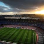 """""""El Barça podría jugar frente al Nápoles a puerta cerrada. Foto: Getty Images"""""""