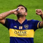 """Edwin Cardona y su futuro, que parece lejos de Boca Juniors """"Foto: TyC Sports"""""""