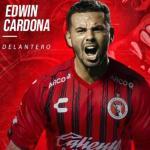 OFICIAL: Edwin Cardona, nuevo jugador del Xolos de Tijuana   Xolos de Tijuana