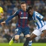 """La Real Sociedad avanza el fichaje de Carlos Clerc """"Foto: Mundo Levante UD"""""""