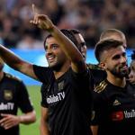 Carlos Vela seguirá en la MLS. Foto: LA Galaxy