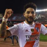 "En River Plate se mueve todo menos Milton Casco ""Foto: Pinterest"""