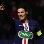 """Cavani sigue deshojando la margarita. Foto: Getty Images"""